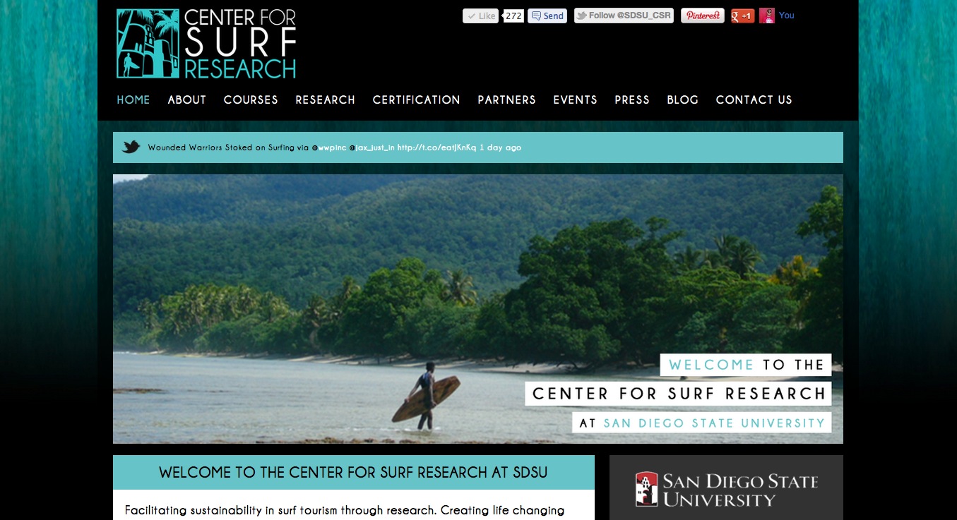 Center For Surf Research